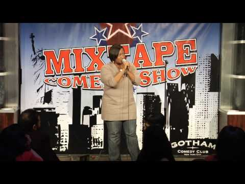 Mixtape Comedy Show - Erin Jackson