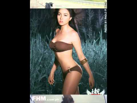 FHM – TOP 10 SEXIEST PINAY FOR 2012