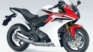8. 2011 Honda CBR600F review. Sheep in Wolf's clothing!