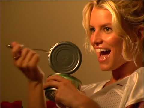 Jessica Simpson - Making of the Video  With You