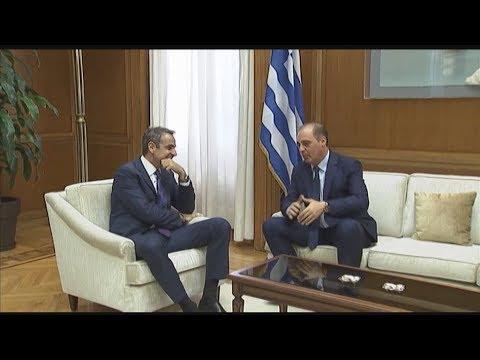Κυριάκος Βελόπουλος: «Θεωρώ αυτονόητο να μπορούν να ψηφίζουν οι Έλληνες ομογενείς»