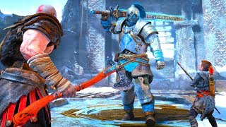 Nonton GOD OF WAR 5 Gameplay Walkthrough Demo  (E3 2017) Film Subtitle Indonesia Streaming Movie Download