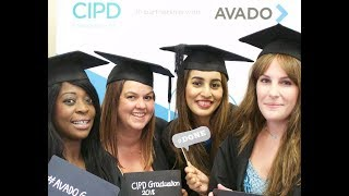 CIPD Graduation Ceremony 2018