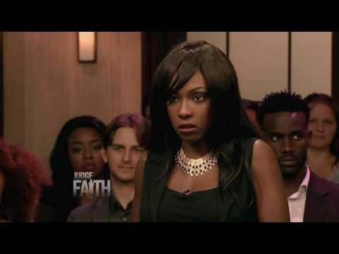 Judge Faith - Cell Phone Stalker; Man Overboard (Season 1: Episode #118)