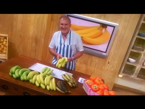 Todo sobre la banana con Adrián Schirosa