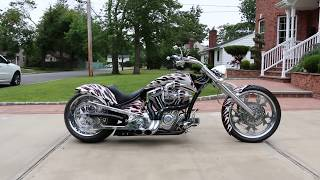 5. 2007 American IronHorse Slammer For Sale