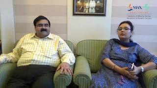 A couple struggling with serious health issues because of obesity share their story after weight loss surgery by Dr Chowbey