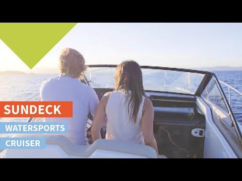 Quicksilver Activ 875 Sundeckvideo