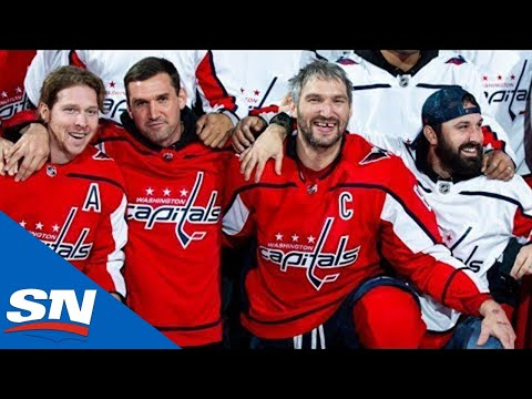 Alex Ovechkin Teaches The Washington Nationals How To Celebrate A Championship | This Week In 30