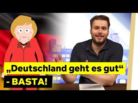 """""""Deutschland geht es gut"""" - BASTA!"""