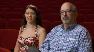 """TCM Backlot Members recently attended the Library of Congress """"Mostly Lost"""" Film Workshop!  Learn more about this amazing experience in this behind-the-scenes clip and visit http://tcmbacklot.com to learn more about TCM Backlot."""
