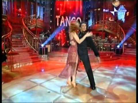 Ballando con le stelle Tango Metis di Meo + Simone di Pasquale