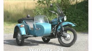 3. 2006 Ural Gear-Up 750  Specs Info