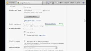 Create Anonymous Email Address using Google Gmail