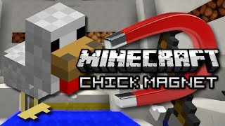 Minecraft: I'm a Chick Magnet (Mini Game)