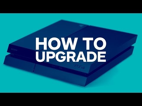 How to Upgrade a PS4 Hard Drive - IGN Strategize