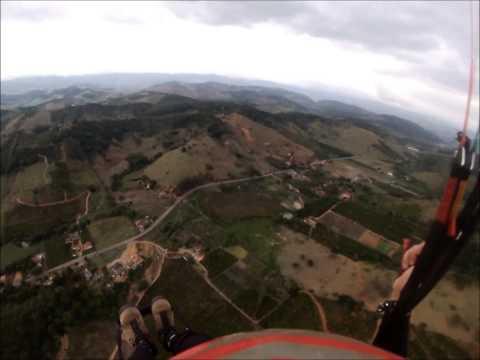 2° voo do Mateus em São Roque do Canaã