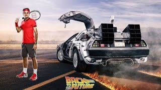 Marty McFly : Wait a minute. Wait a minute Doc, are you telling me you built a time machine... out of a DeLorean?Emmett Brown : The way I see it, if you're going to build a time machine into a car, why not do it with some style?Subscribe, Like, Comment !