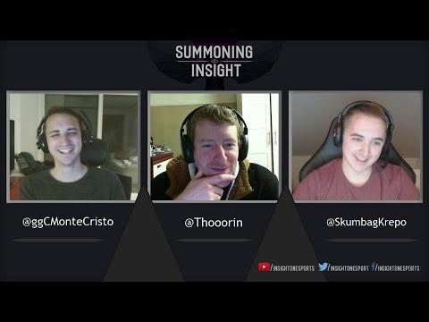 'Summoning Insight' Episode 31, with special guest Krepo