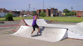 Video The Wig | Detroit's Skatepark MP3, 3GP, MP4, WEBM, AVI, FLV Oktober 2017