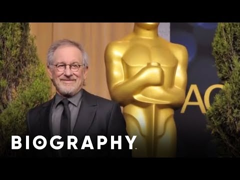 Steven Spielberg - Director & Producer | Mini Bio | BIO