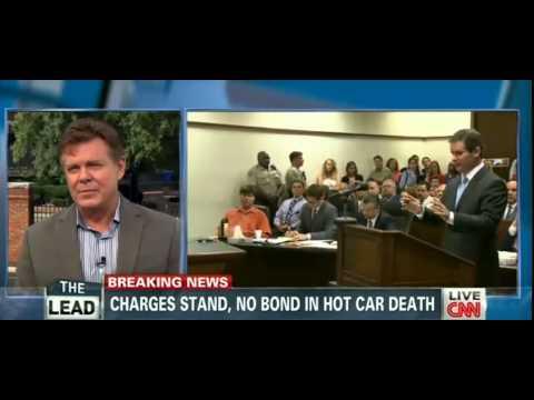 Father Denied Bail Hot Car Son's Death Justin Ross Harris Sexting while son dies