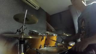 Crash And Burn - GMB (Drum Cover)