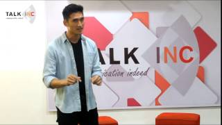 Presenter dan Host Keren J. Ryan lulusan TALKINC