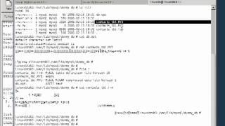 27 Mysql Database   DDL DROP 1
