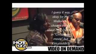 ORIGINAL VIDEO!!! Contradictions: Faith Evans & Voletta Wallace... where's Lil Kim's RESPECT?!