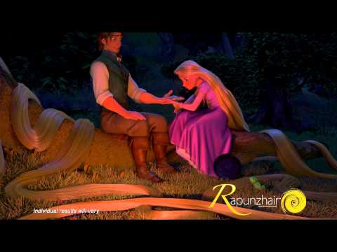 Tangled Featurette 'Healing Hair'