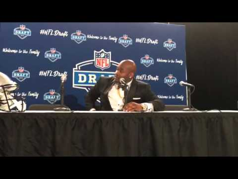 NFL Draftee Laremy Tunsil Admits To Taking Money From Ole Miss
