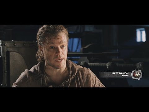 The Great Wall (Featurette 'IMAX')