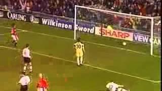 Eric Cantonas Traumtor gegen Sunderland (1996)