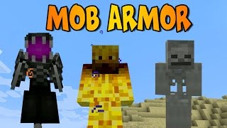 """Ender Dragon!! Herobrine!! Blaze!!"" 