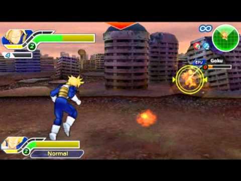 dragon ball z tenkaichi tag team psp kickass