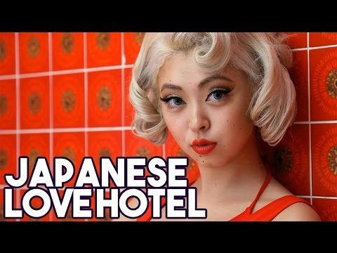 A Rare Glimpse inside One of Japan's Last Vintage Love Hotels