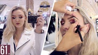 Video My Experience Getting My Makeup Done At A MAC Counter... MP3, 3GP, MP4, WEBM, AVI, FLV Januari 2018