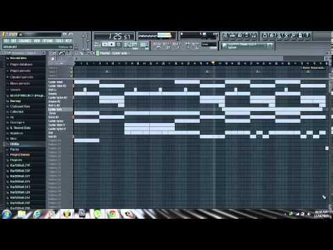 usher got it bad beat instrumental  FL Studio