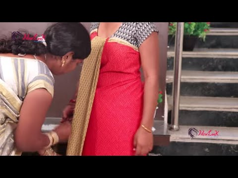 Saree Draping in Kerala Style