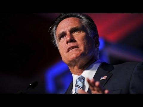 Romney defends hidden camera remarks
