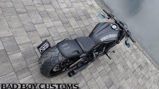 5. Harley Davidson Night Rod Special V-Rod GEO black 280 HD
