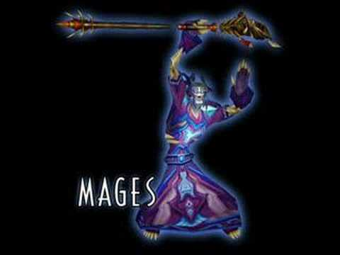 Barlows' Blog über Magier in World of Warcraft