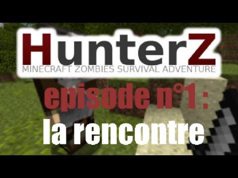 "Hunter Z - S01 ep 01 : ""La Rencontre"""