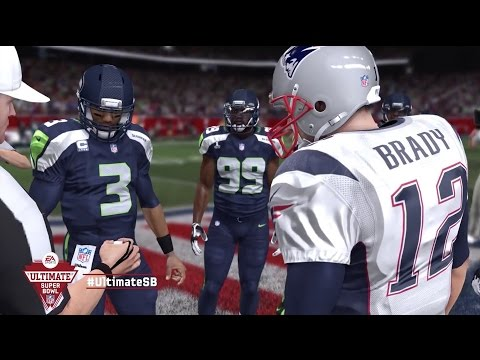 Madden NFL 15 picks Patriots to win Super Bowl XLIX