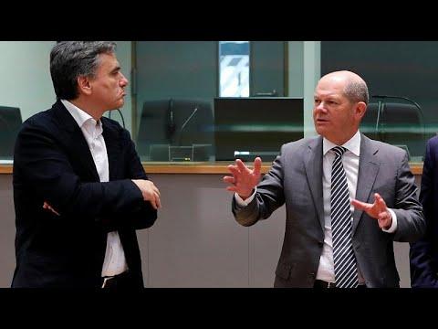 Mαραθώνια συνεδρίαση του Eurogroup