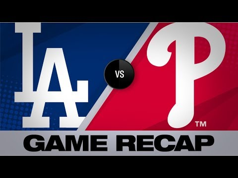 Video: Bellinger belts 2 homers in rout of Phillies | Dodgers-Phillies Game Highlights 7/15/19