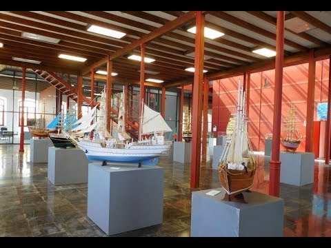 Exposición de Maquetas de Barcos (Colección de D. José Zamudio).