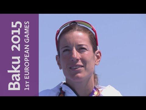 Women's Triathlon Full Replay | Triathlon | Baku 2015 European Games