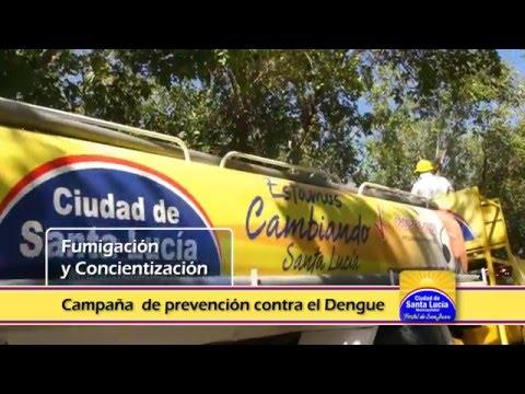 CAMPAÑA DE PREVENCIÓN CONTRA EL DENGUE